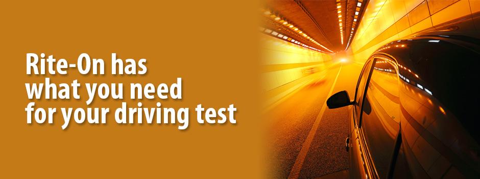 RiteOnWebMastHead_DrivingTest
